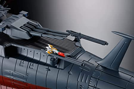 Soul Of Chogokin Space Battleship Yamato 2202 Warriors Love Gx-86 Up-To-Date Styling Toys & Hobbies Action Figures