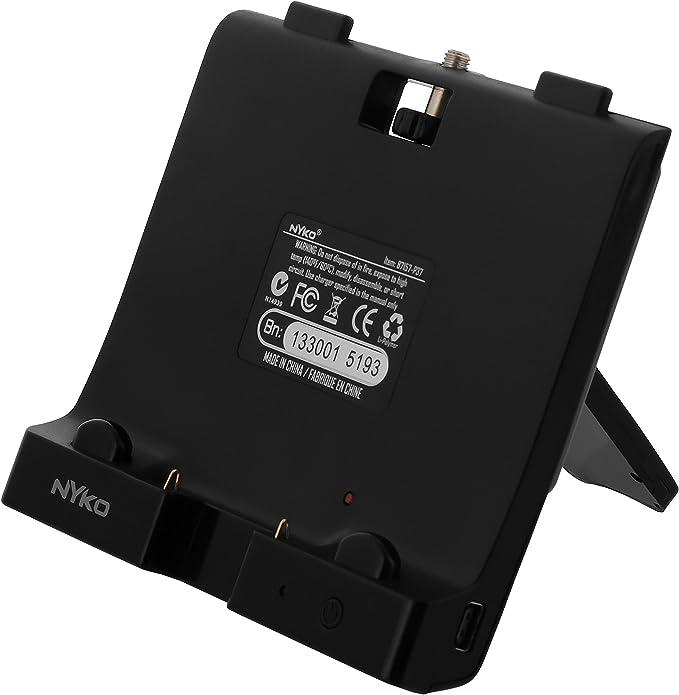 Nyko - Batería Uboost, Color Negro (Nintendo Wii U) [Importación USA]: Amazon.es: Videojuegos