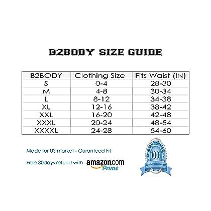 e528e13b9c4 B2BODY 5 Pack Women s Regular   Plus Size Cotton Boyshort Brief ...