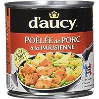 d'aucy Poêlée de Porc à La Parisienne 290