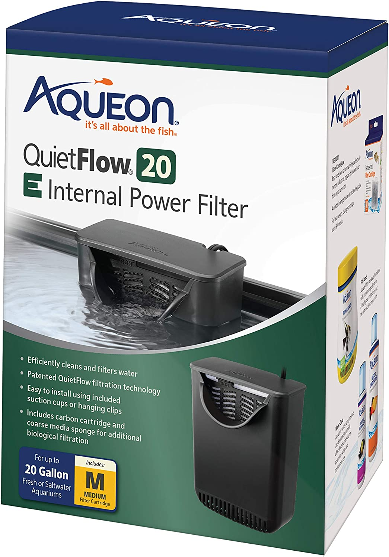 Aqueon Quietflow E20 Internal Power Filter