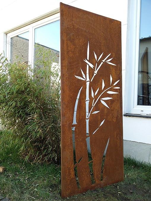 Jardín Inspiration Visión Protección de Rejilla Con Diseño bambú natural: Amazon.es: Jardín