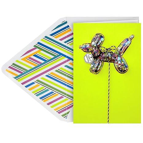 Amazon.com: Tarjeta de cumpleaños Hallmark Signature: Office ...
