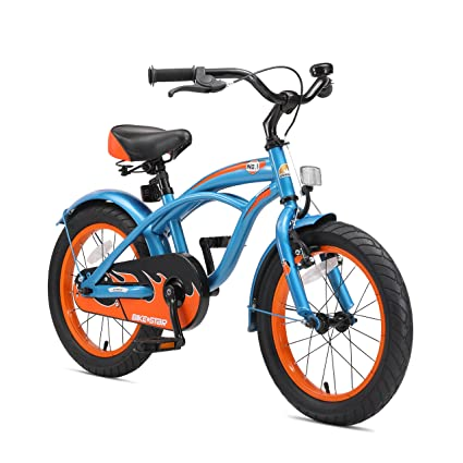 Amazon Com Bikestar Original Premium Safety Sport Kids Bike