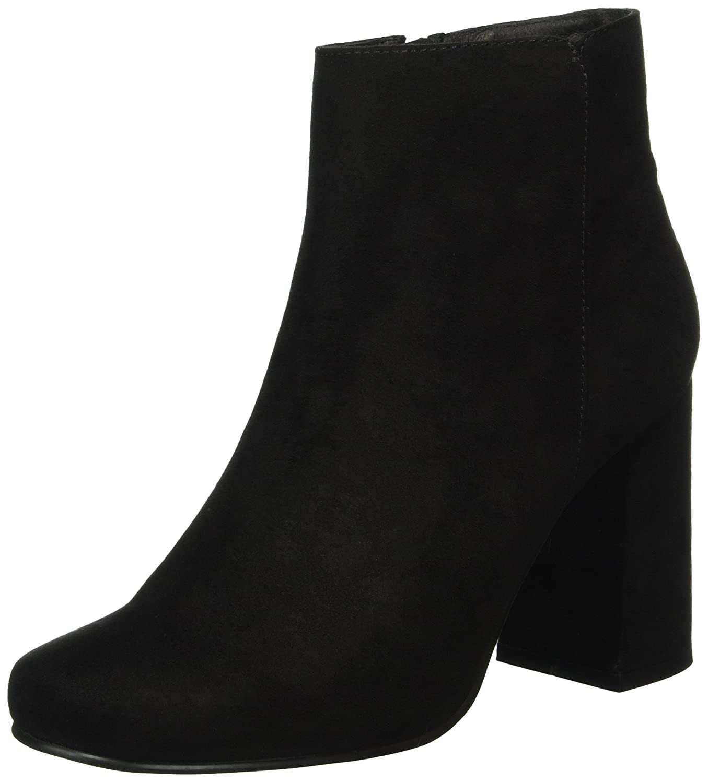 La Strada 920730, Zapatillas de Estar por Casa para Mujer37 EU Negro (2201 - Micro Black)