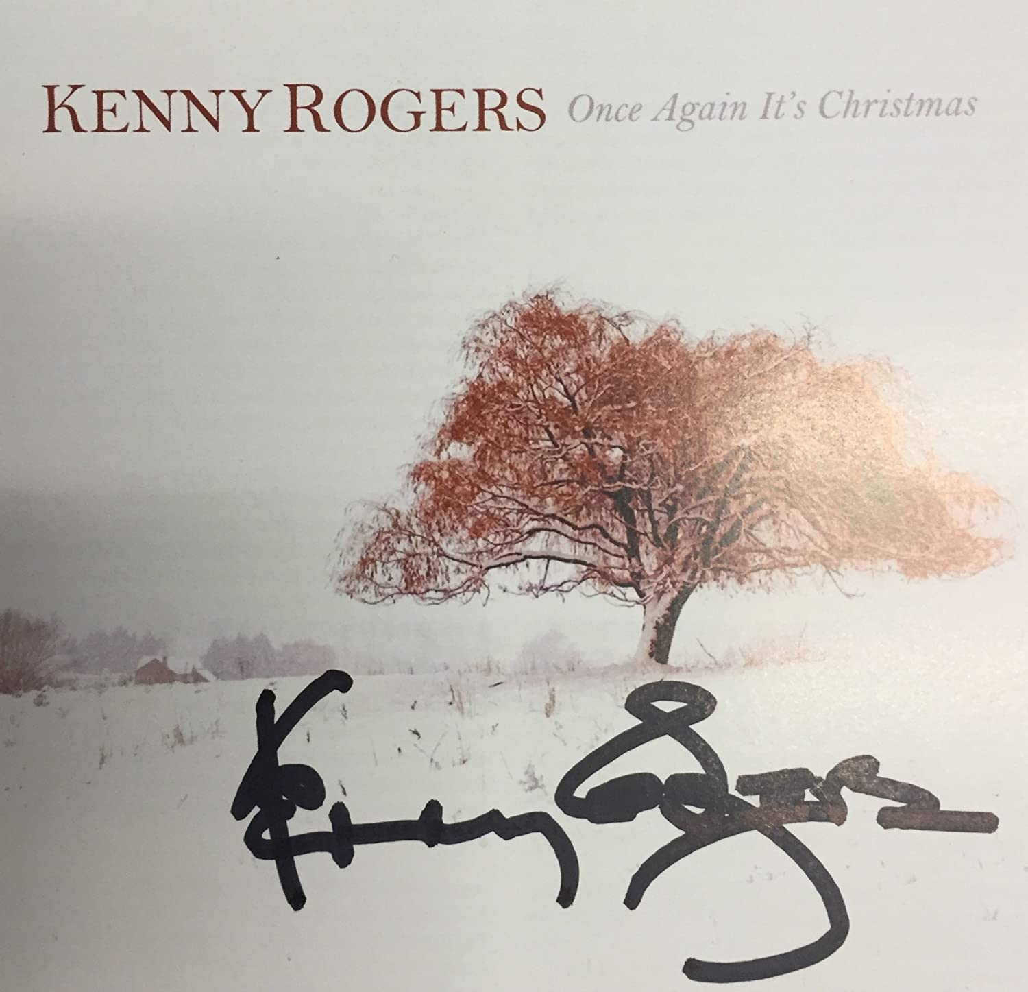 Kenny Rogers - Once Again It\'s Christmas (Amazon Exclusive ...