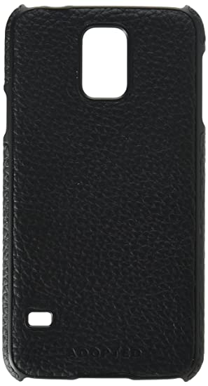 timeless design ab912 bbea0 Adopted Leather Folio Case for Samsung Galaxy S5 - Retail Packaging - Black