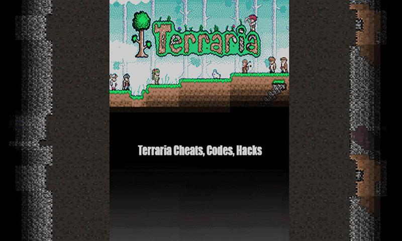 Terraria Cheats Codes Hacks - Import It All
