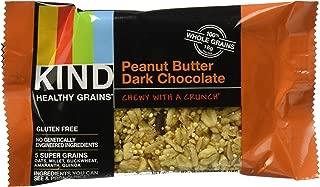 product image for KIND Healthy Grains Granola Bars, Peanut Butter Dark Chocolate, Non GMO, Gluten Free, 1.2 Ounce Bar Sample