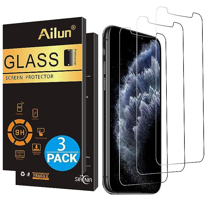 Amazon.com: Ailun Protector de pantalla compatible con ...