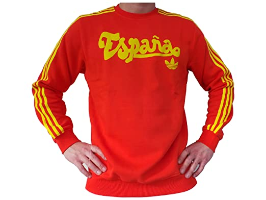 Adidas Spain Sweatshirt Gr. S  Amazon.de  Bekleidung e52363be13