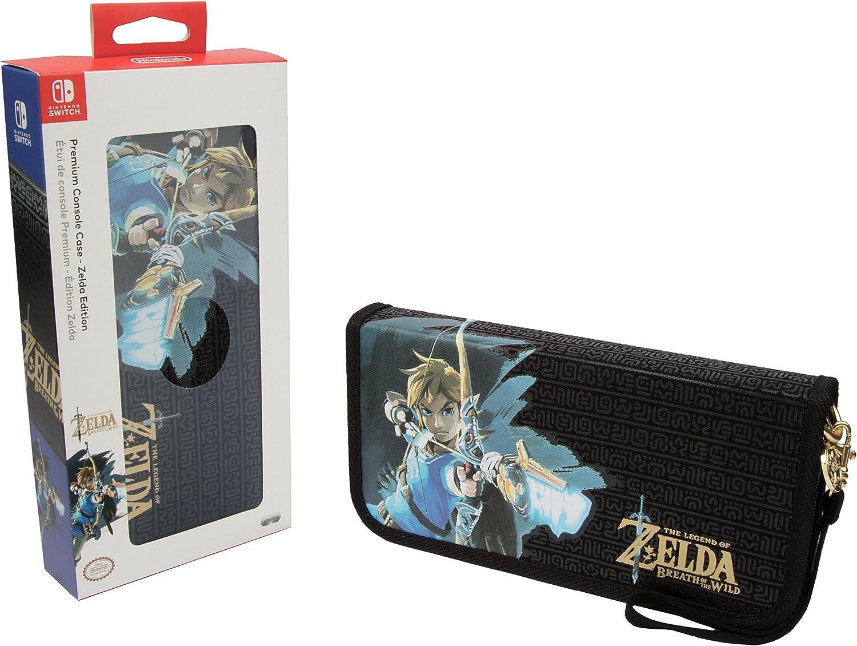 PDP - Funda Protectora Carrying Case Zelda Con Licencia Oficial (Nintendo Switch): Amazon.es: Videojuegos