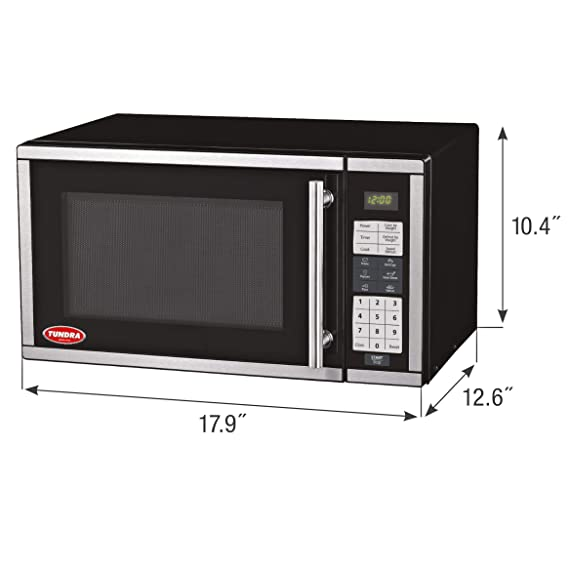 Amazon.com: TUNDRA MW Series – 120 Volt Truck Microwave Oven ...