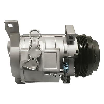 RYC Remanufactured AC Compressor and A/C Clutch GH363: Automotive