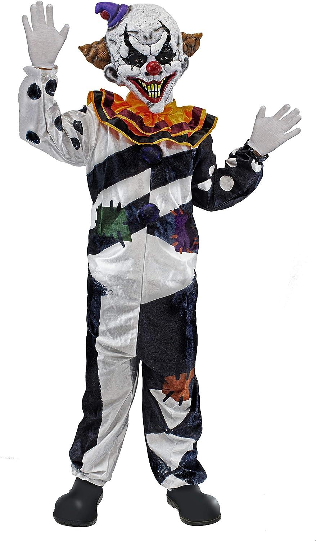 Deluxe Halloween It Clown Mask