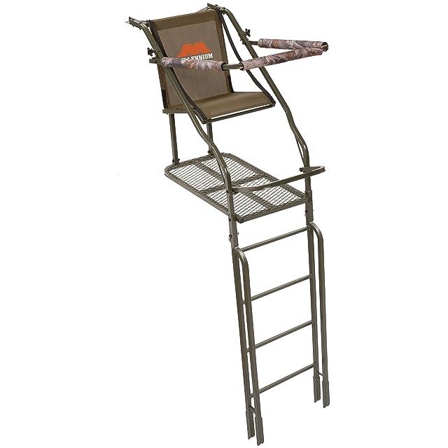 Millennium Treestands L-110-SL Single Ladder Stand
