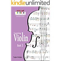 Learning Violin - 3rd Book