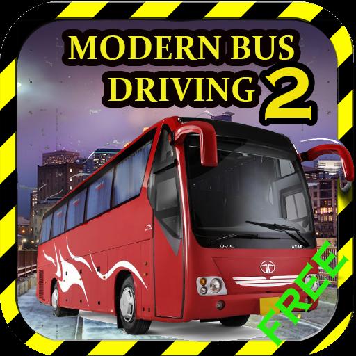 Modern Bus - 7