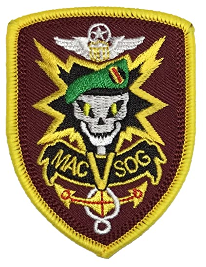 Macv-sog: a unit of modern forces living history group -----.