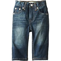 4fc07e497 Levi's Baby Boys 526 Regular Fit Jean with Elastic Back, Cash, 6-9
