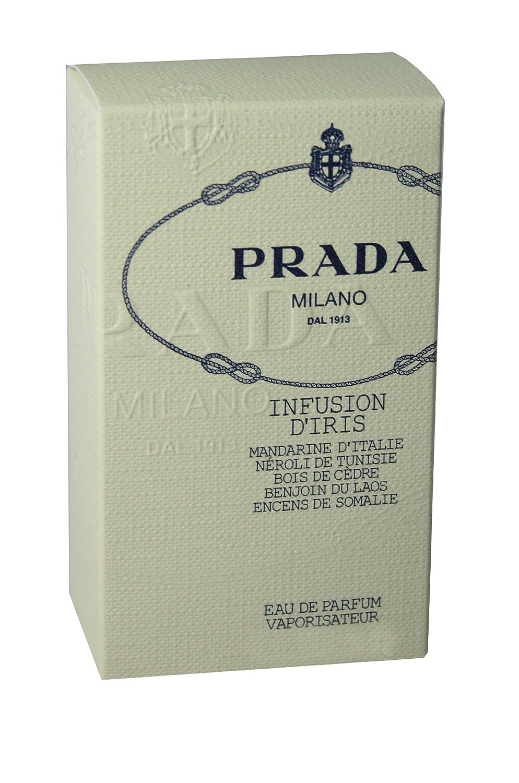 Prada Infusion D Iris Eau De Parfum Spray for Women, 1 Ounce