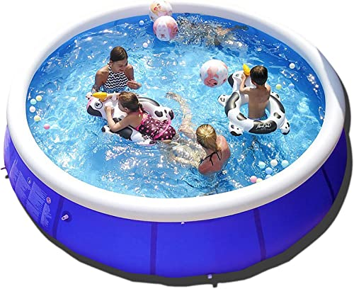 Vizor Family Inflatable Swimming Pool Above Groud