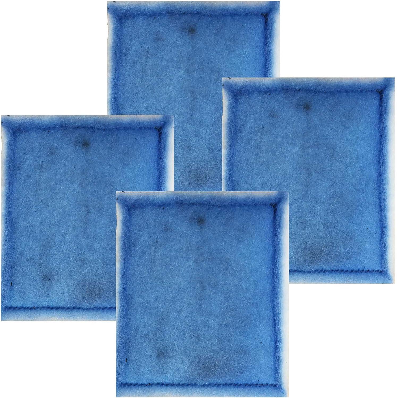 Think Crucial - Piezas de repuesto para filtro de acuario ...