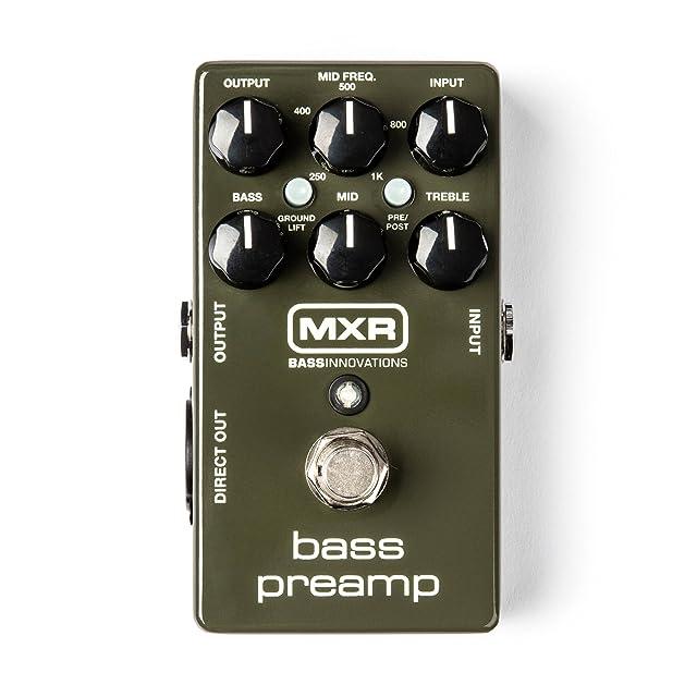 リンク:M81 Bass Preamp