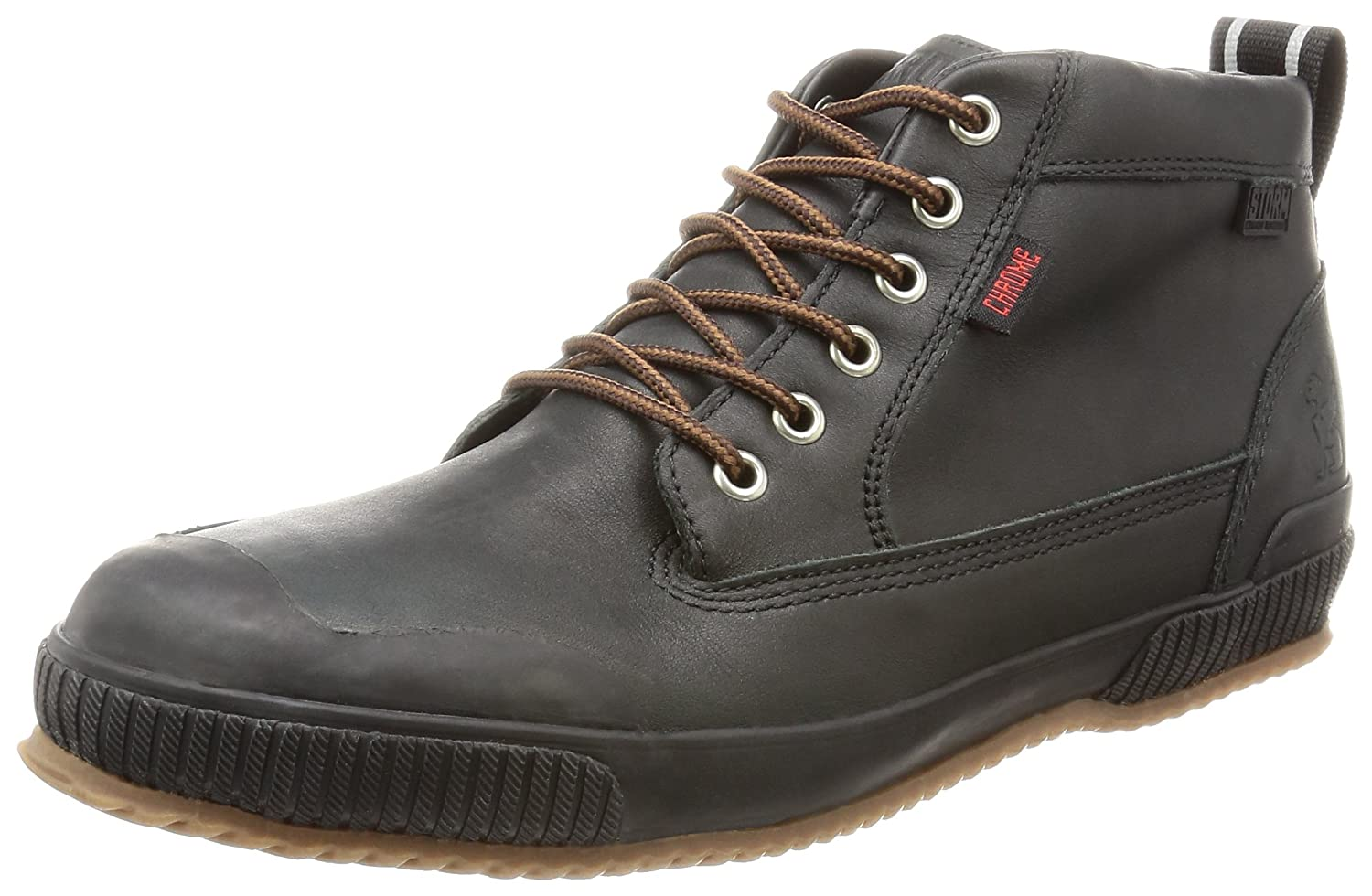 Chrome Storm 415 Work Boots - Men's B00AZTY9TY 9  Women /  7.5 Men M US|Black