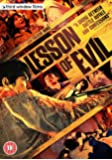 Lesson of Evil [DVD]
