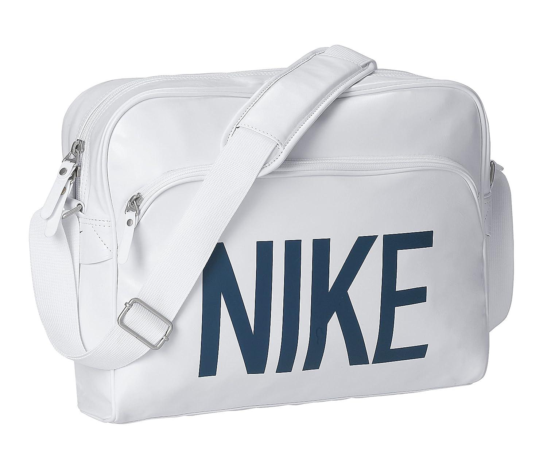 Unique Taille Bag De Heritage Ad Sac Épaule Blanc Track Nike OvwFzqz