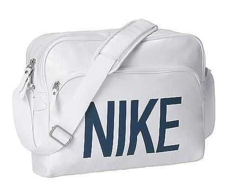 Biancablu Doppia Tracolla E Amazon Tasca Borsa it Nike A Sport Fx7TnT