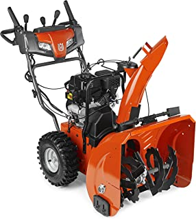 Husqvarna ST224 24 Inch 208cc Two Stage Electric Start Snow Blower
