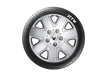 Réplica de Renault Kangoo Clio 14 pulgadas Llantas Juego de 4: Amazon.es: Coche y moto