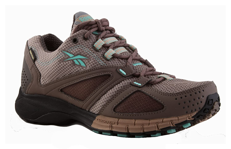 04df4fead9bb63 Reebok Premier Flex GTX II Womens Gore-Tex Nordic Walking Shoes Trainers  for women ladies Size 5 38  Amazon.co.uk  Shoes   Bags