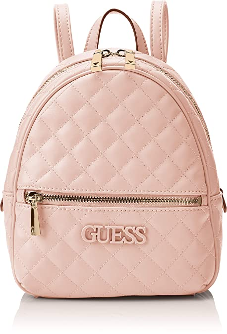 Guess - Elliana Backpack, Mujer, Negro (Black), 22x29x10.5 cm (W x H L): Amazon.es: Zapatos y complementos