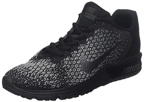 7aea4961f6e3 Nike Men s Air Max Sequent 2 Gymnastics Shoes  Amazon.co.uk  Shoes ...