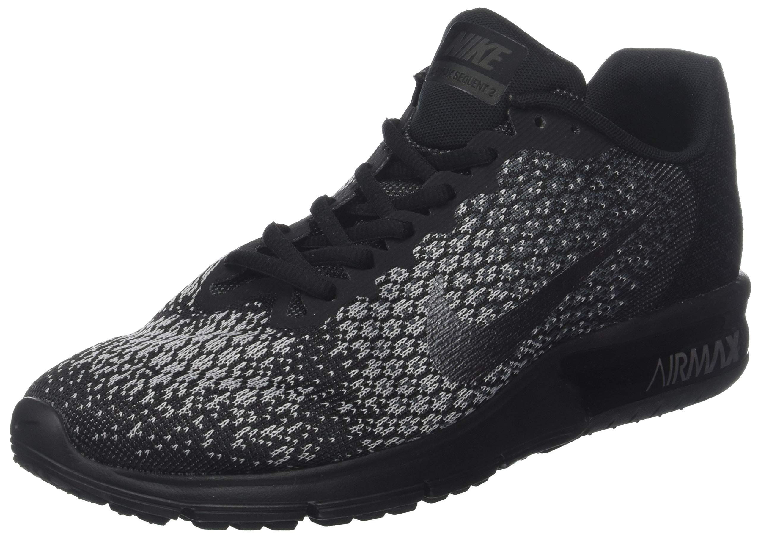 official photos 12113 c991b Nike Air Max Sequent 2 Mens Running Shoes