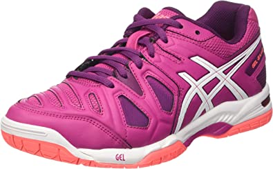 Asics Gel-Game 5 W, Zapatillas de Tenis para Mujer, (Berry/White ...