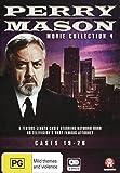 Perry Mason Movie Collection 4 (4 Dvd) [Edizione: Australia] [Import italien]