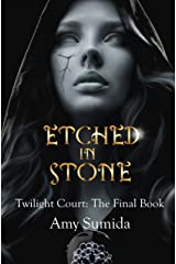 Etched in Stone: A Reverse Harem Faerie Romance (Twilight Court Book 9) Kindle Edition