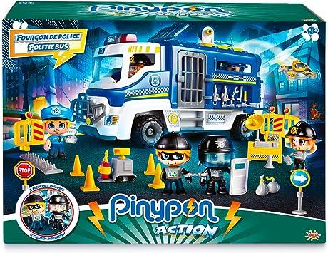 Pinypon Action - Furgón de Operaciones Especiales (Famosa, es 700014784) , color/modelo surtido: Amazon.es: Juguetes y juegos
