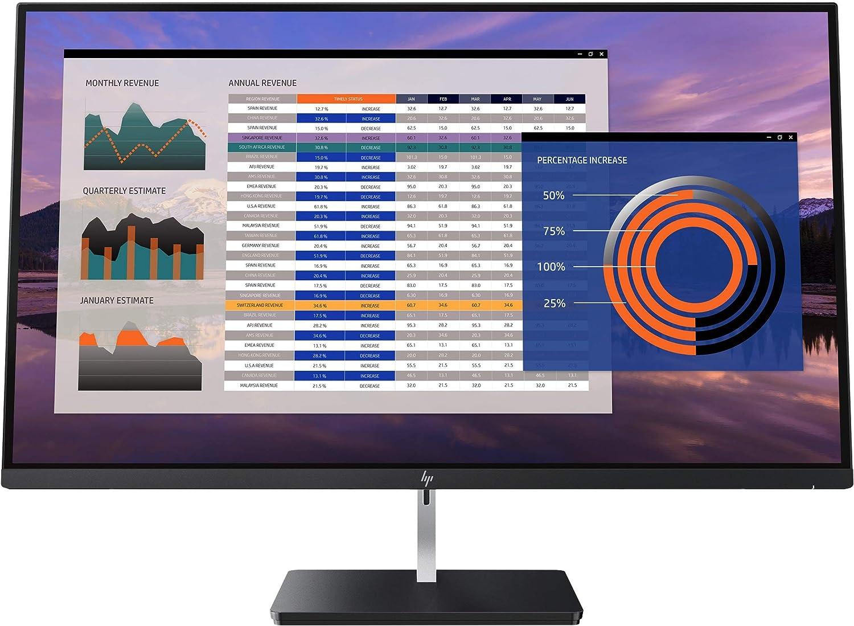 HP EliteDisplay LED-Backlit LCD Monitor 27
