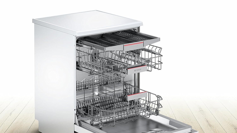 Bosch SMS46MW03E lavavajilla Independiente 14 cubiertos A++ ...