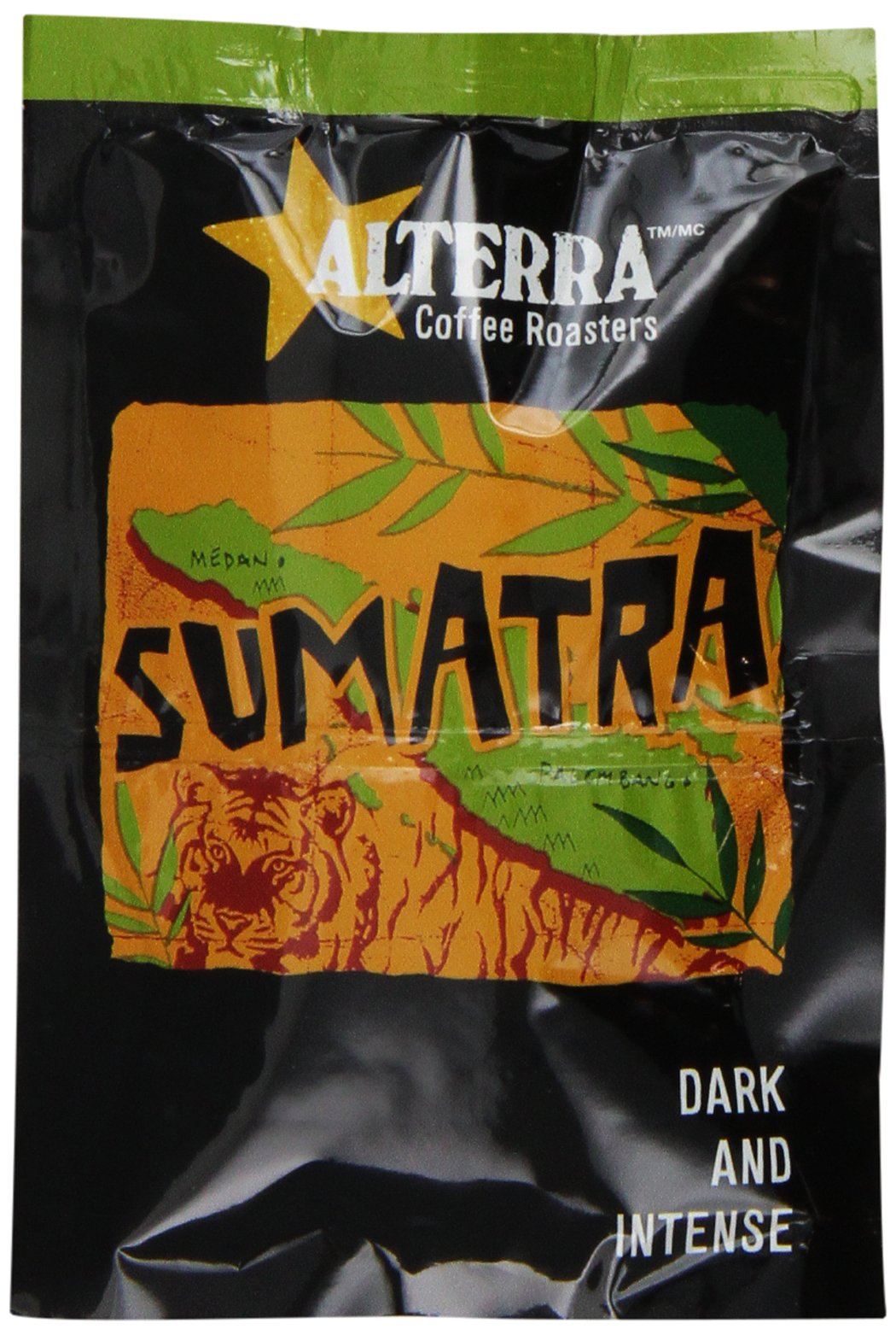 FLAVIA ALTERRA Coffee, Sumatra, 20-Count Fresh Packs (Pack of 5) by Flavia