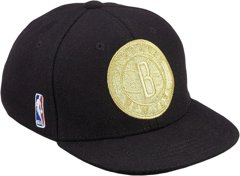 Adidas - Gorra para Hombres, diseño de los Nets de la NBA, Color ...