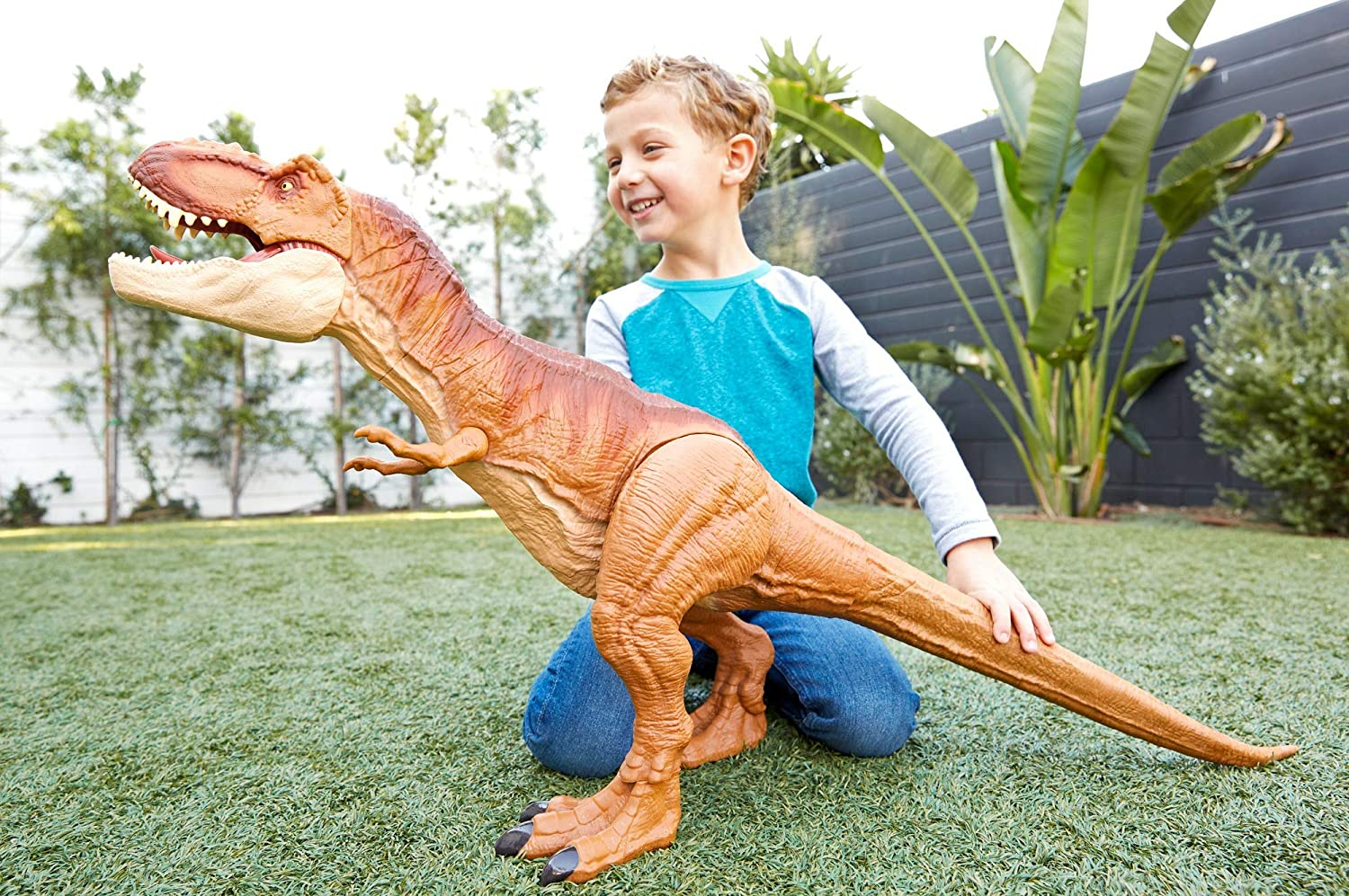Jurassic World T-Rex Extra Large