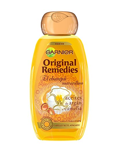 Original Remedies Champú - 25 cl