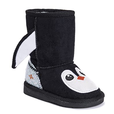 f8e75653e9a6c MUK LUKS Kid s Echo Penguin Boots Fashion