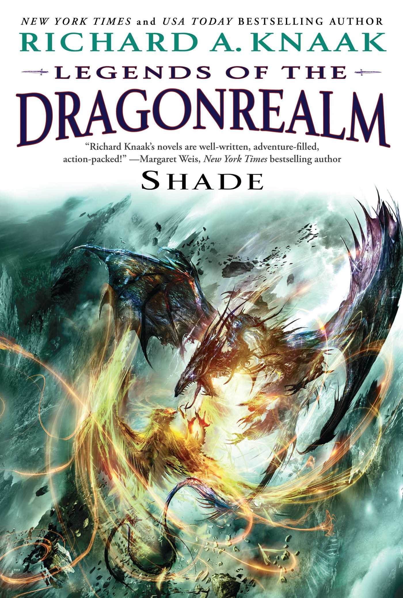 Read Online Legends of the Dragonrealm: Shade pdf epub